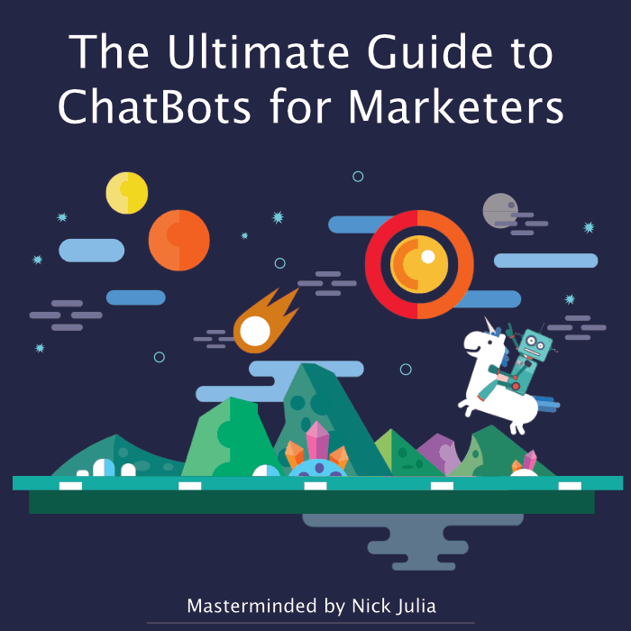 The Complete Guide to ChatBots for Messenger Marketing Funnels – Part 10: How to Get People in to Your Funnel